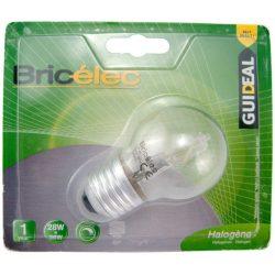 LANDLITE Bricélec Halogen, E27, 28W, G45, 370lm, 2900K, mini globe bulb (HSL-G45-28W)