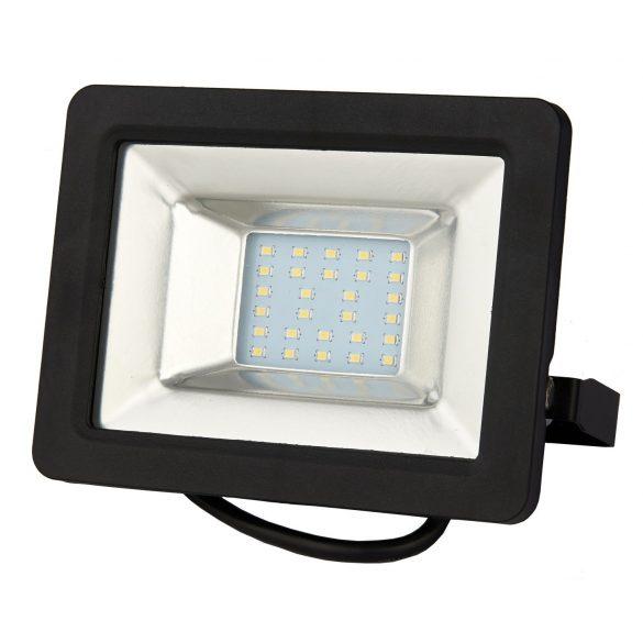 LANDLITE DF-51001C-20, 20W LED Floodlight, 3200K warm white, black