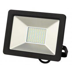 LANDLITE DF-51001C-30, 30W LED Floodlight, 3200K warm white, black