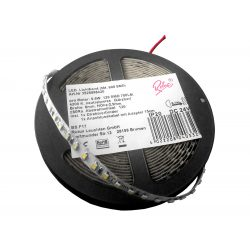 SMD3528 24V LED Strip 9.6W/m 120SMD/m 24V 4800K 5m, 3900lm