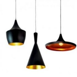 Modern wall / ceiling lamps
