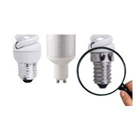Light source (bulb, fluorescent)