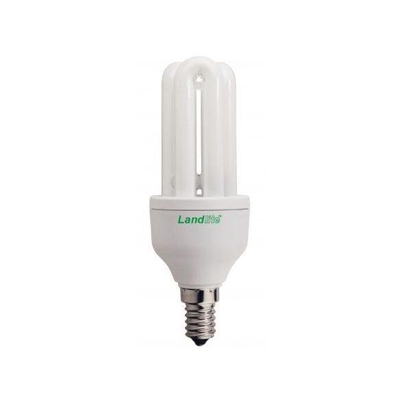 LANDLITE ELT/M-11W E14 230V 8000 hour, 2700K, mini 3U, CFL (energy saving lamp)