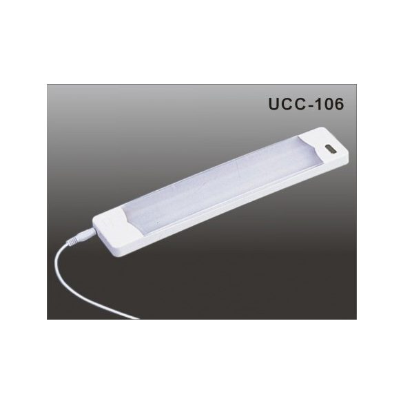 LANDLITE UCC-106-2, 2x12V 6W cold-cathode cabinet light lamp + 18W DSA transformer