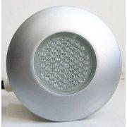 LANDLITE LED-GR91-3, 3x0,4W, 3pcs SET, transformer, metallic colors: gray, IP68, recessed LED ground lamp, bl