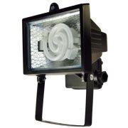 LANDLITE FL-F78-9W, 1X9W 78mm/R7s, reflector (CFLs included), black