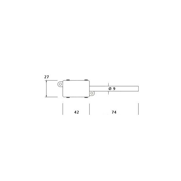 LANDLITE BMA2315, terminal box