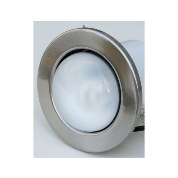 LANDLITE DL-610, 1X230V R50 E14 max 40W, fix design, single downlight lamp, chrome
