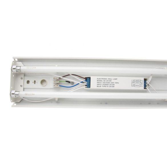 LANDLITE CLT-3027, 2xT5/G5 13W, fluorescent wall / ceiling lamp