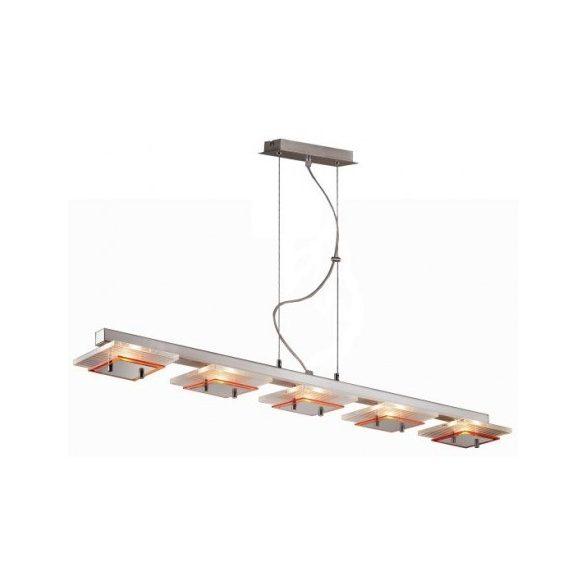 LANDLITE PROLIX P6025/5L, 5XG9 60W 230V, hanging lamp