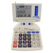 LANDLITE HC-238A   multifunkciós számológép (naptár, FM rádió is)