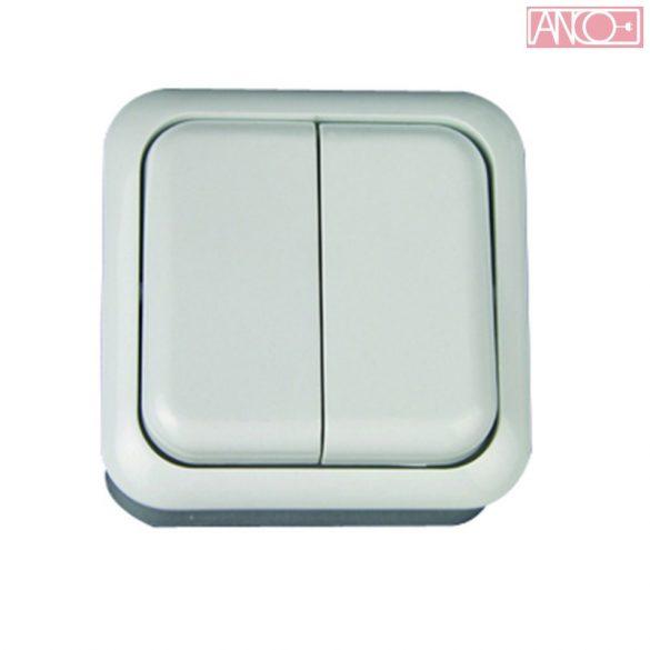 ANCO Austin serial switch, white