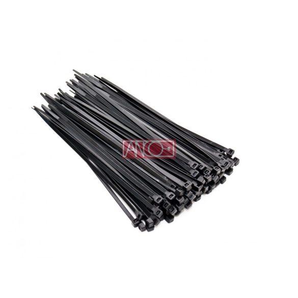 ANCO Kábelkötegelő 7.5mmx 400mm, fekete