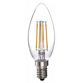 Candle light bulb