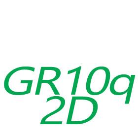 GR10q / 2D Socket